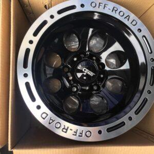 15″x10 Dcenti Stw487 for Vitara & Jimny 5Holes pcd 139 bnew magwheels