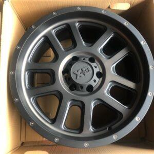 20″ XD Delta Magwheels 6Holes pcd 139 Original bnew