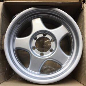 17″ Rota Trail R Silver 6Holes PCD 139 Magwheels Bnew