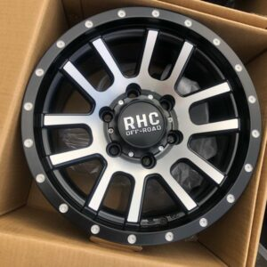 15″ RHC offroad P5297 Polish bnew mags 6holes pcd 139