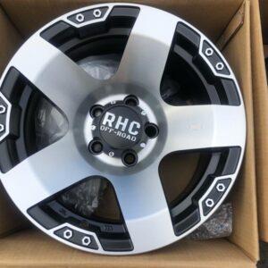 "15"" RHC offroad P5295 Polish bnew mags 5holes pcd 114"