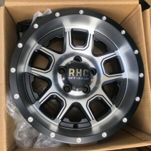 15 RHC offroad P5296 bnew mags 5 holes pcd 114