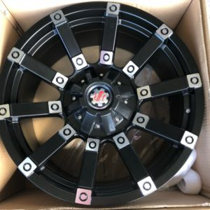 20″RD9 Bnew mags 6Holes PCD 139