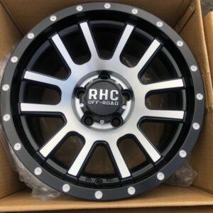 "15"" RHC offroad P5297 Polish bnew mags 5holes pcd 114"