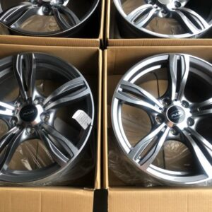 18 Byw 941 Staggered x8 x9 Magwheels 5Holes Pcd120 bmw fitment