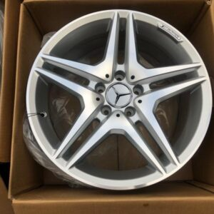 18″ Benz mags code496 5Holes PCD112 bnew magwheels