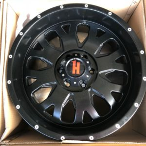 20″ Scarlet H104 Bnew mags 6Holes PCD 139