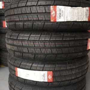 195 R15 Chengshan 8ply Tire Bnew