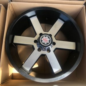 20″ Scarlet RD07S bnew mags 6Holes PCD139 m