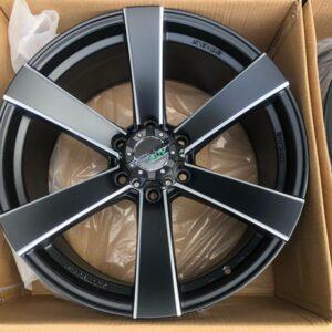 20 PDW Pa6091 Magwheels 6Holes pcd 139 bnew