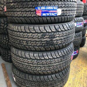 275 65 r17 Delium Evotrac Tires