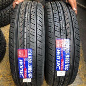225 65 r17 Delium Bnew Tires