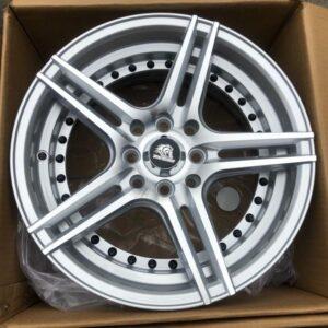 15 Rapid dash code 5128 Brandnew Magwheels 4 Holes pcd 100-114