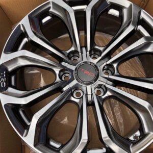 20 New TRD 2019 Design Hyperblack Magwheels 6Holes pcd 139