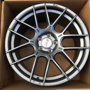 18 GH Wheels Mags code N001 5Holes pcd 108 for focus or Volvo