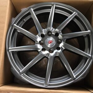 17 Vossen Hyperblack 2999 Bnew mags 4Holes pcd 100 n 114