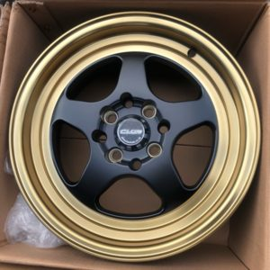 15 Club Wheels rotiform code 580A Mags 4Holes pcd 100 n 114
