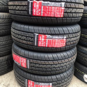 215-70-r16 Chengshan Tire Bnew 6ply