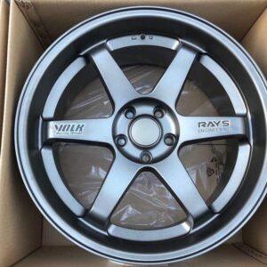 19 TE37 Design Bronze 5Holes pcd 114 code Stw457 Brandnew magwheels