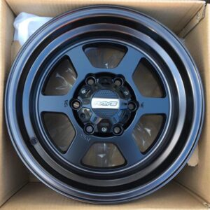 15″ Rays JS6059 mags 6Holes pcd 139 x8 width negative 10 offset