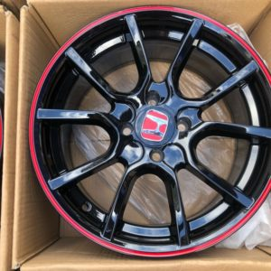 15 Honda design Type R mags 4Holes pcd 100 bnew