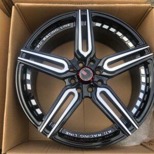 17 K2 Racing wheels code 0838 4Holes pcd 100 n 114 Bnew mags