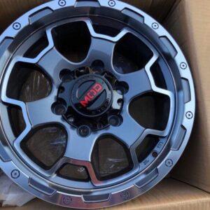 15 Mod Venue Gunmetal magwheels 6Holes PCD 139 Brandnew