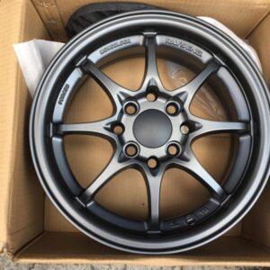15″JH3022 CE28 Design Gunmetal magwheels 4Holes PCD 100-114