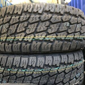285 60 R18 Nitto Terra Grappler G2 Japan tires