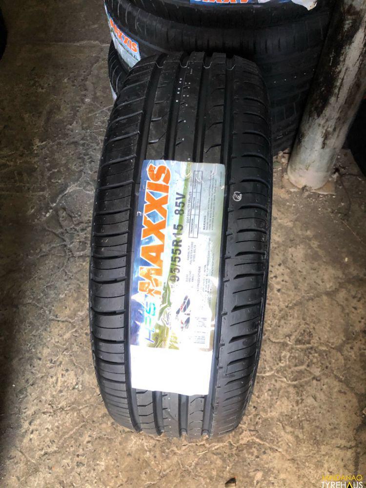 195 55 R15 Maxxis Hp5 Brandnew Tire Mindanao Tyrehaus
