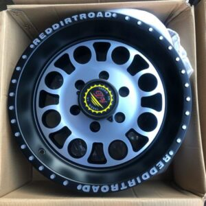 16 Red dirt road RD5 Magwheels 6Holes pcd 139 Bnew