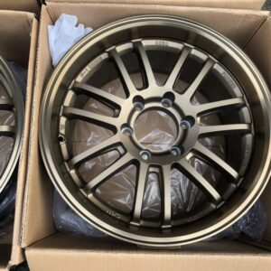 18″ RE30 Bronze code V65 Magwheels 6Holes PCD 139 Bnew