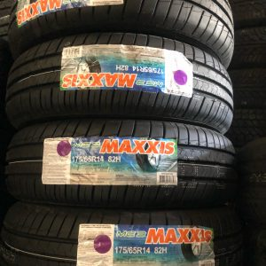 175 65 r14 Maxxis Bnew Tire
