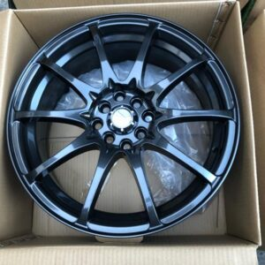 17″ VW211 Velocity Gunmetal bnew mags 4Holes PCD 100-114