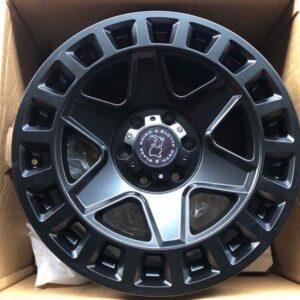 20″ Blackrhino York Black Bnew Mags(6H-PCD139)