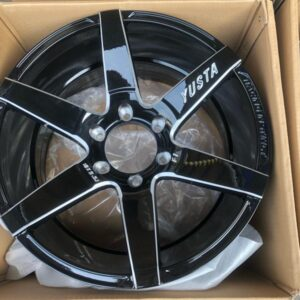 18″ T26 Magwheels 6Holes PCD 139 Bnew