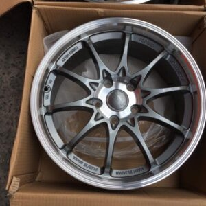 17″ CE28 Hyperblack 5Holes pcd 114 Bnew mags