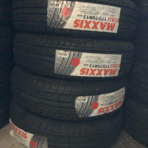 175 70 R13 Maxxis Brandnew tire
