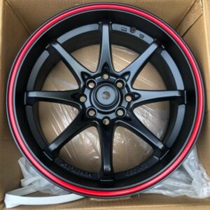 16″ VIP mags code 82069 4Holes pcd 100 n 114 Bnew mags