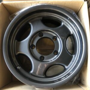 15″ Rota Trail R For Vitara Jimny 5Holes pcd 139 Bnew Gunmetal