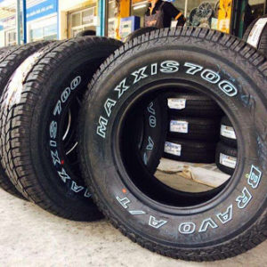 235 70 R15 Maxxis AT700 6ply Brandnew tire