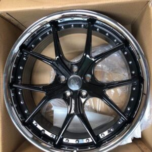 20″ R wheels Mags 0858 For Audi or Benz 5Holes pcd 112 Brandnew mags