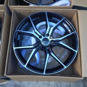 20″ Velsen STW531 Black Polish 5Holes PCD114 Brandnew