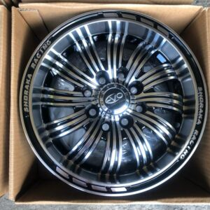 13″ Evo Shoraka 841 Bnew Mags 4Holes PCD100-114