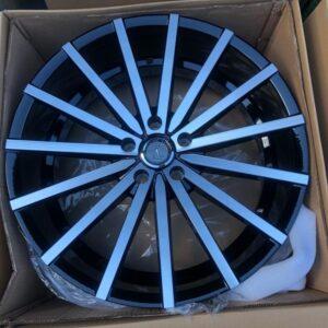 20″ Velocity VW17A Magwheels 5Holes pcd 114 Brandnew