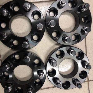 Wheel Billet Spacers 5 holes pcd 114 thick 32mm