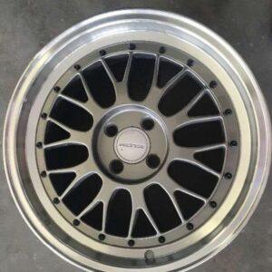 17″ Rota SDM Gray Bnew Mags 4Holes PCD100