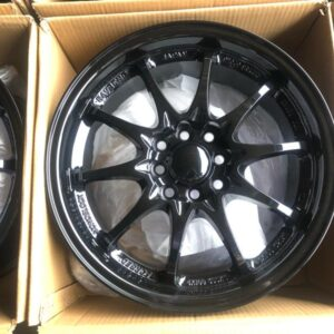 16″ CE28 design Black code QC136 bnew mags  4Holes PCD100 and 114