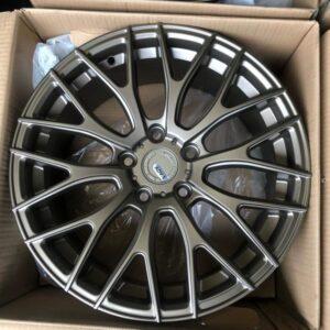 17 Adv1 Bronze mesh 5Holes pcd 114 brandnew Magwheels
