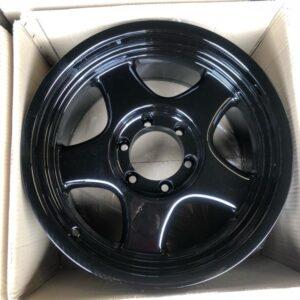 17″ x9 Rota Trail R Yamaha black -10 offset 6Holes PCD 139 Magwheels Bnew